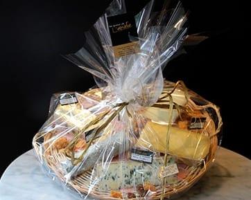 Los quesos de L'Ámélie-Cesta de Navidad