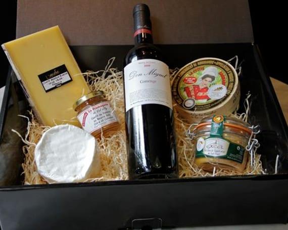 Cajas regalo de quesos - Los Quesos de l'Amélie