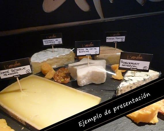 Cestas Regalo de Quesos Gourmet en Madrid