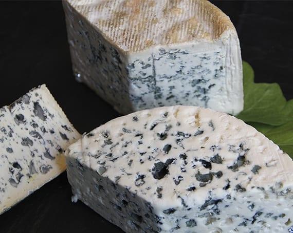 Quesos azules franceses de Los Quesos de L'Amélie