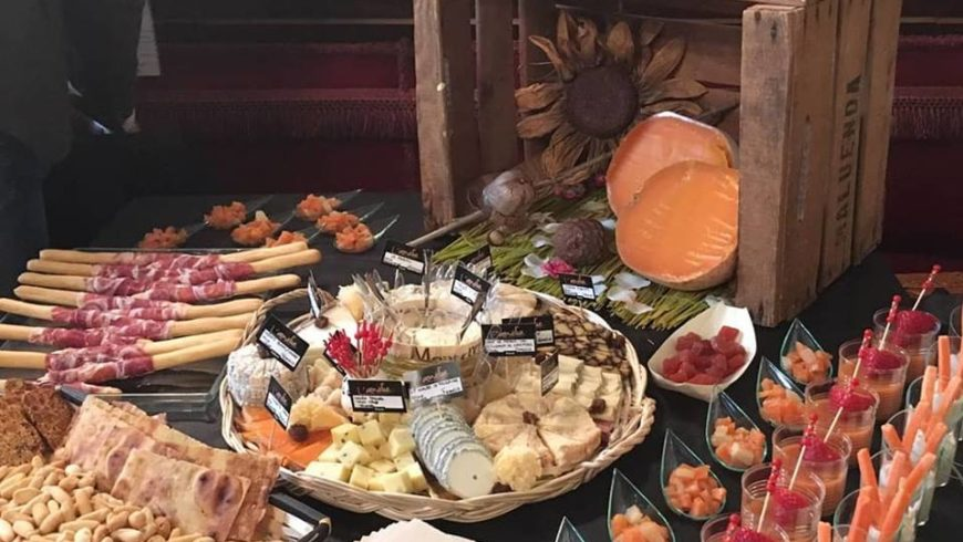 Evento Cheese & Wine en el Palacio de Santoña