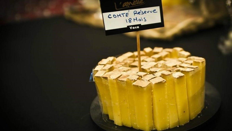 El gran universo de sabores de los quesos de L' Amélie