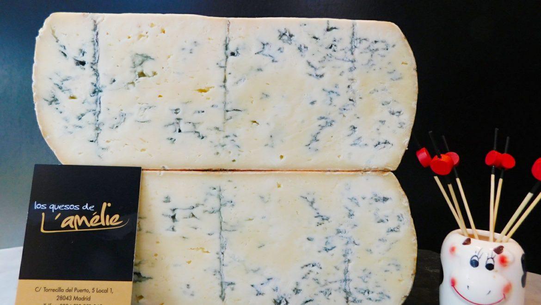 Bleu d' Aillon. Un azul de la Saboya
