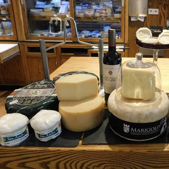 cata de quesos artesanales españa