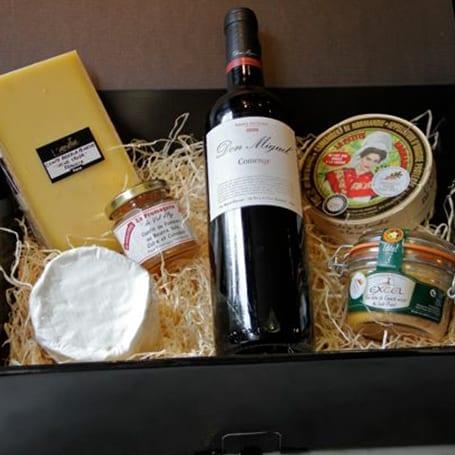 Cajas de queso